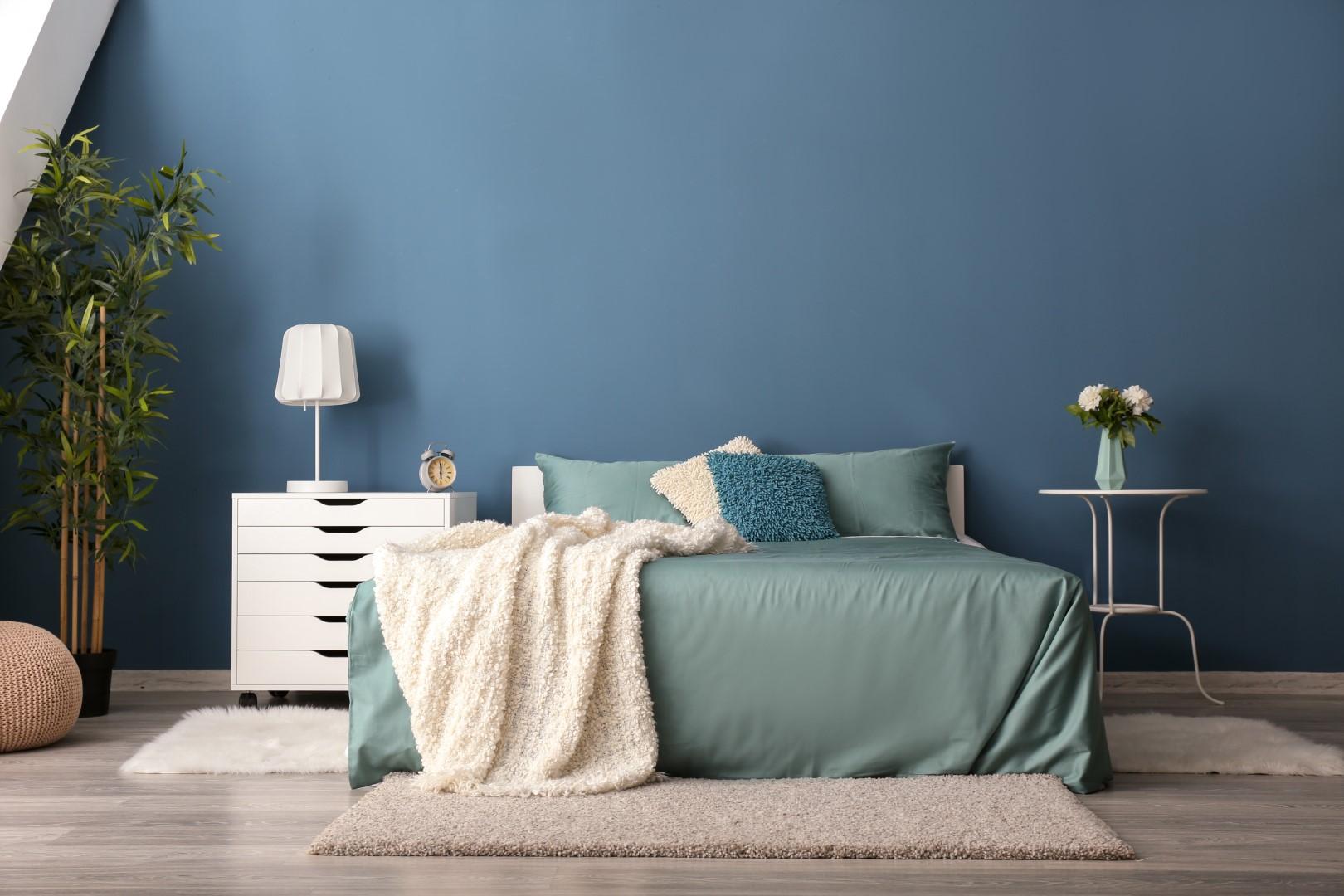 choisir la couleur d'une chambre