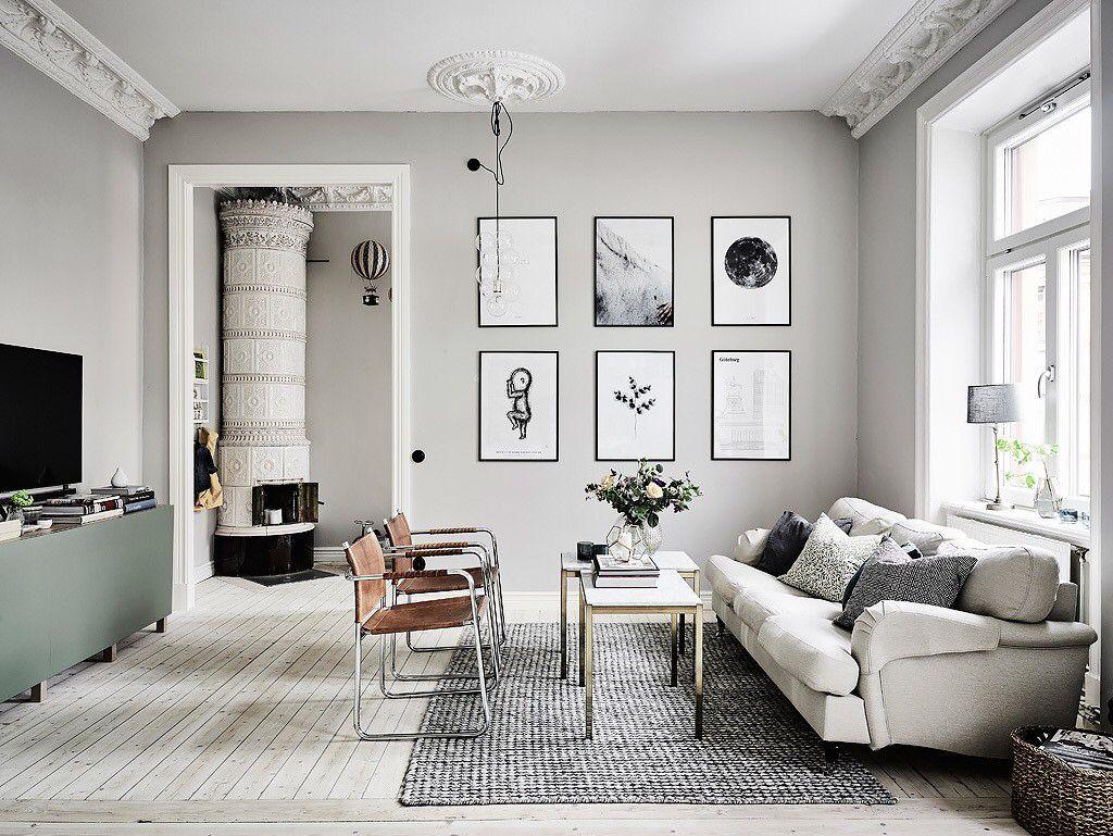 couleurs neutres pour une decoration scandinave